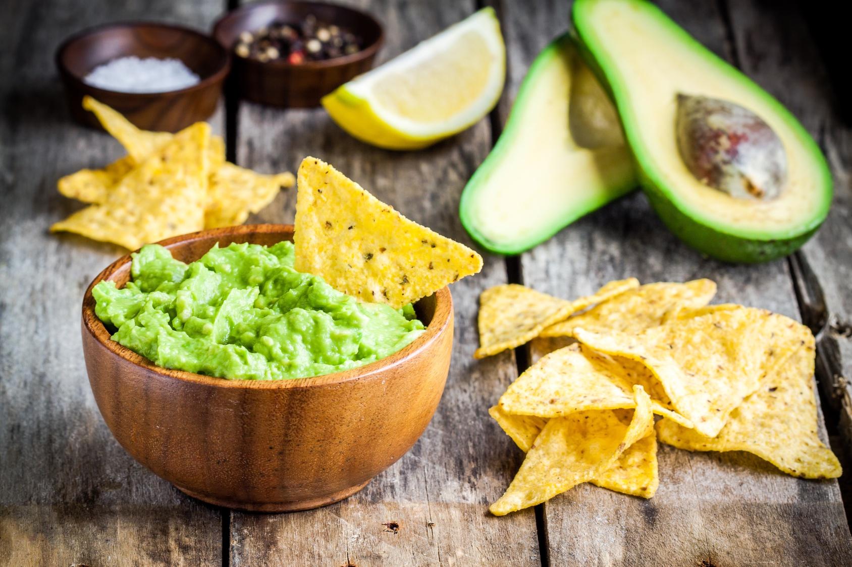 Awokado przepis na guacamole