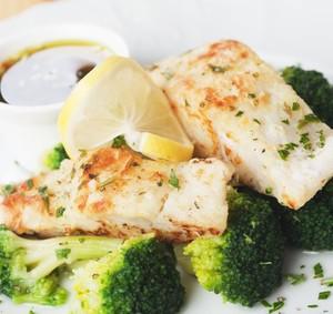 dorsz przepis z brokułami