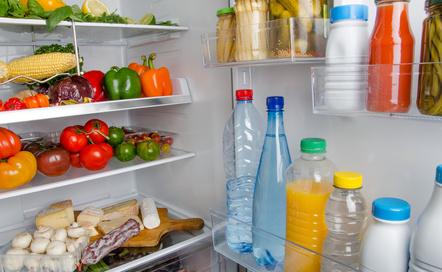 Przechowywanie w lodówce