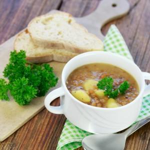 Pyszna zupa grochowa przepis