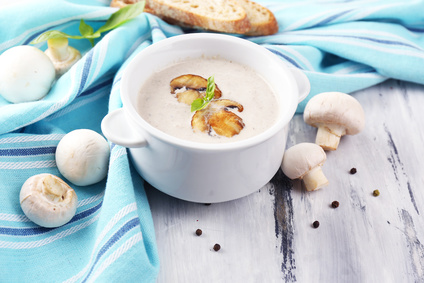 zupa pieczarkowa przepis