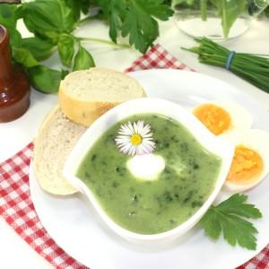 Zupa szczawiowa przepis