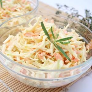 Sałatka coleslaw przepis