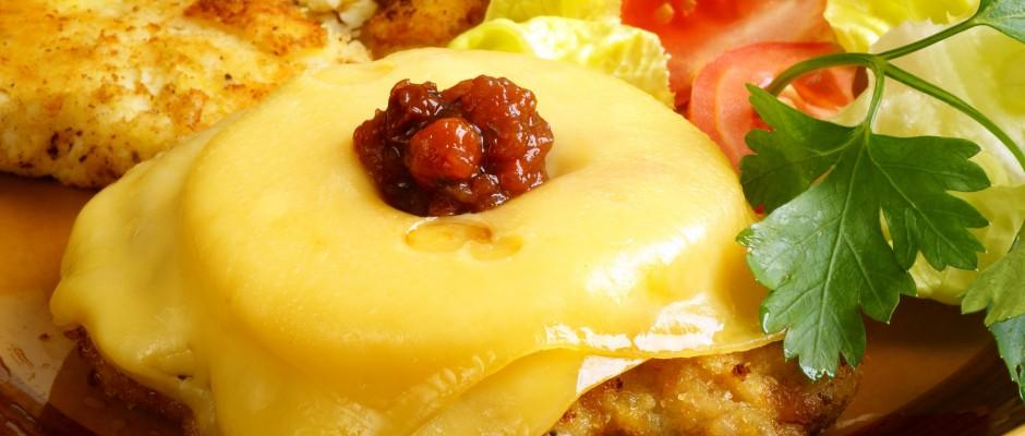 Kotlet schabowy przepis z ananasem