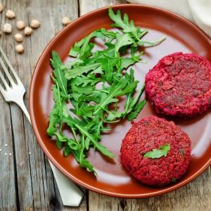 Buraki przepisy na wegetariańskie kotlety