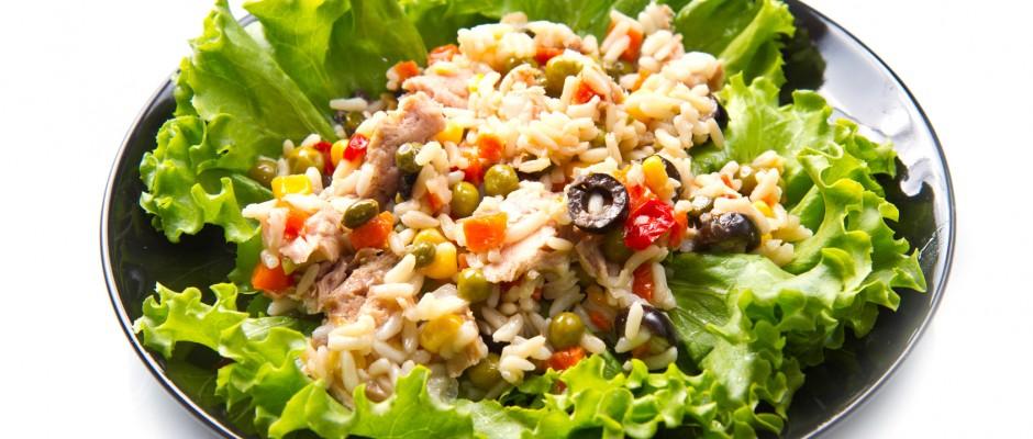 Sałatka z tuńczykiem prosty przepis