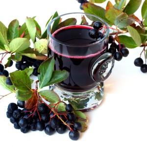 Domowy sok z aronii przepis