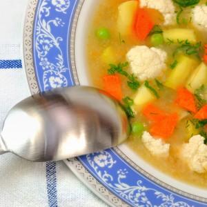 Zupa jarzynowa przepis