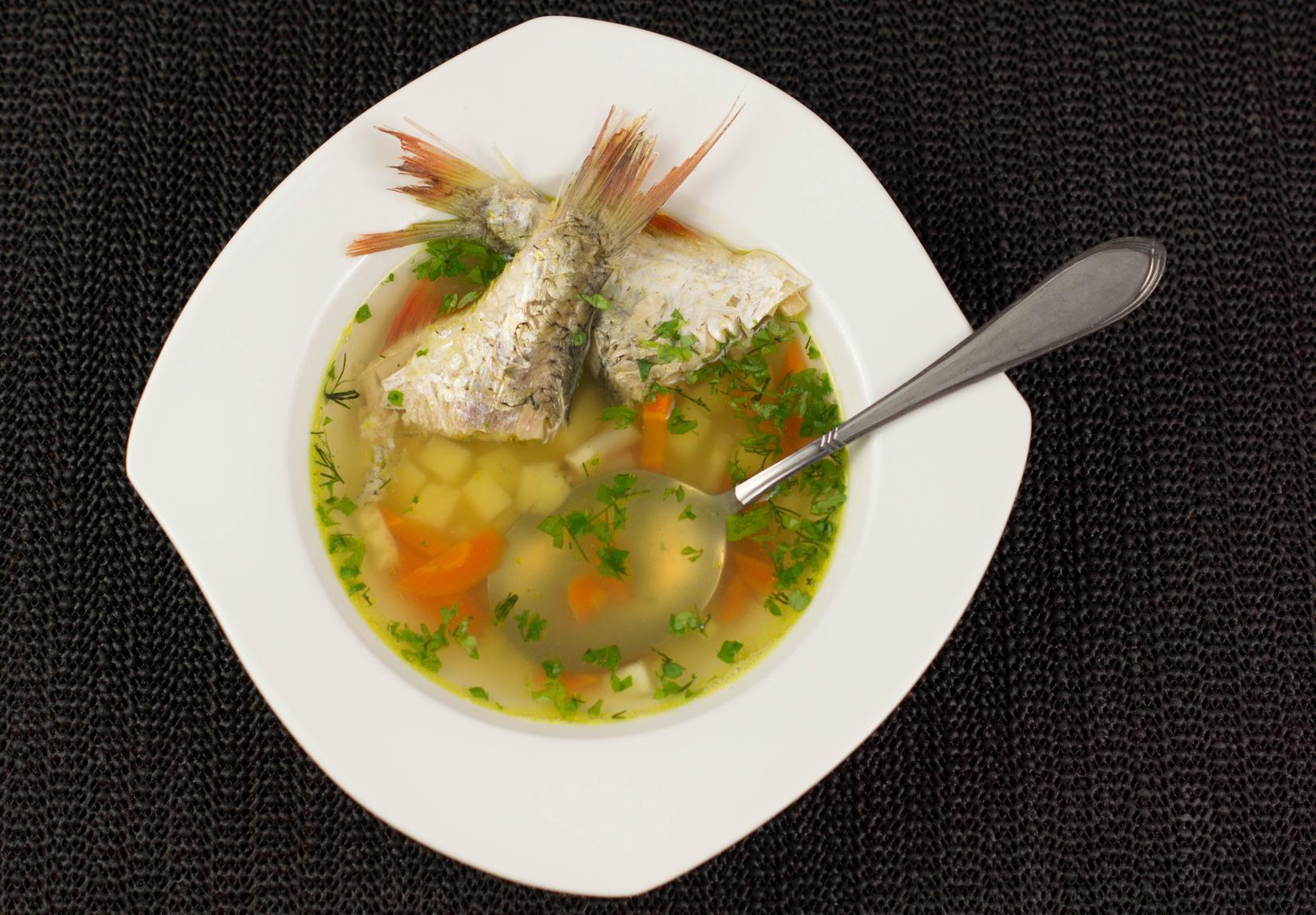pyszna Zupa rybna przepis