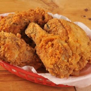 Proste przepisy na smażonego kurczaka