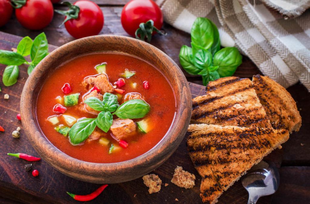 różne odsłony zupy