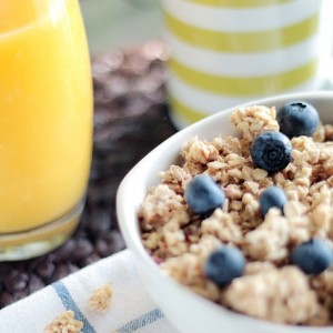 domowa granola przepis