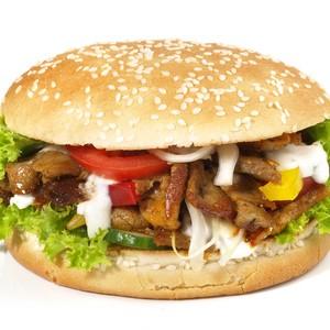 Gyros przepis na burgera