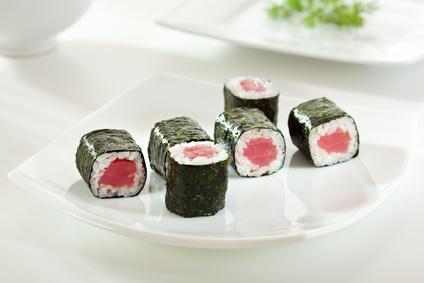sushi przepis tekka maki