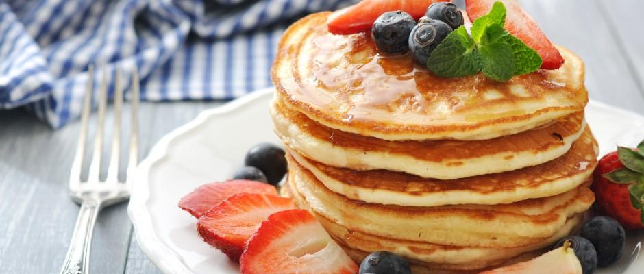 Pancake przepis na śniadanie