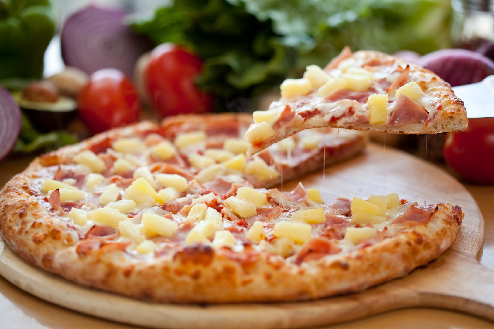 pizza hawajska przepis