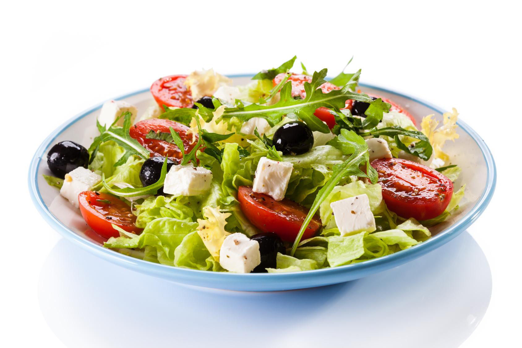 Salatka Z Rukola Przepis