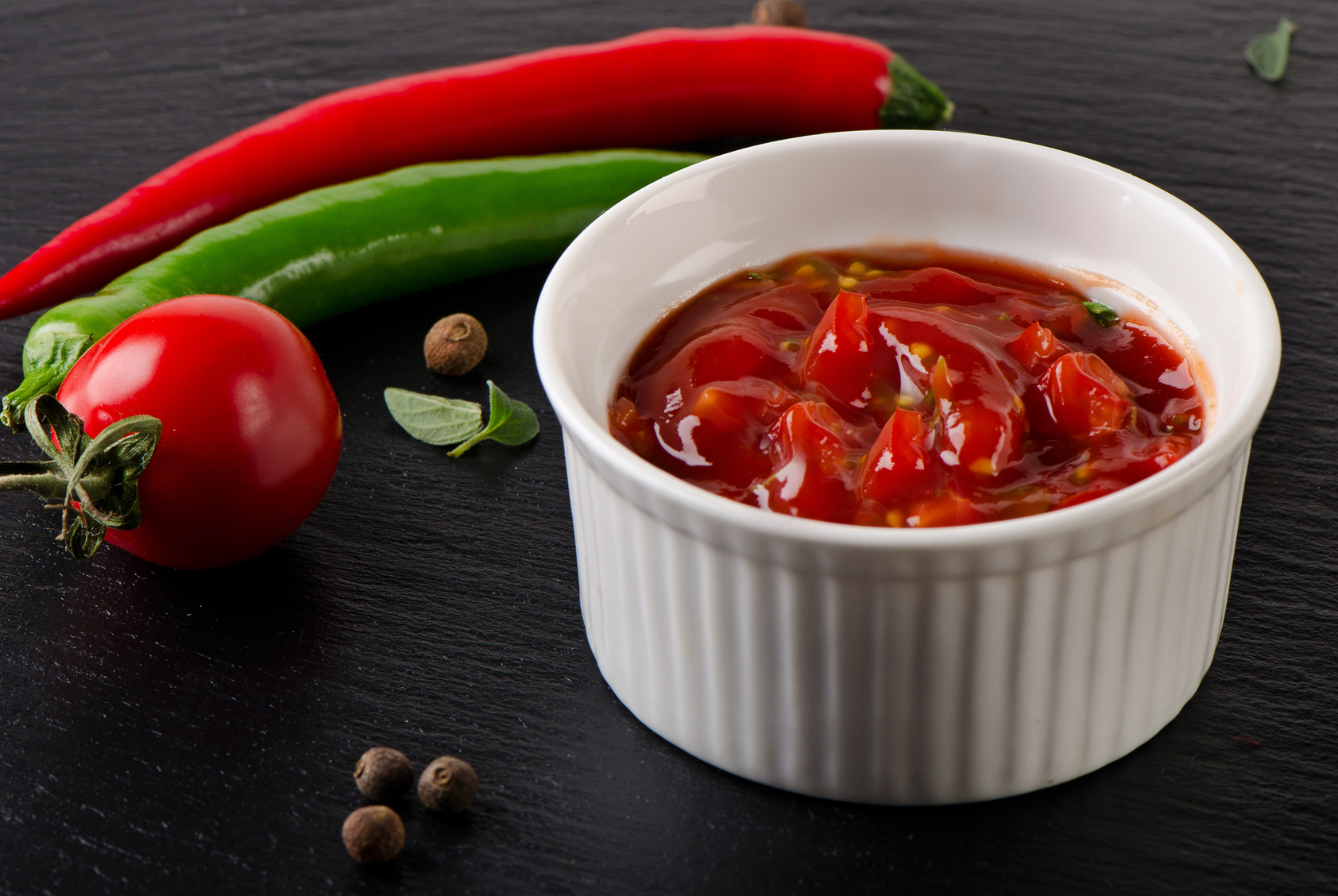 sos salsa meksykańska