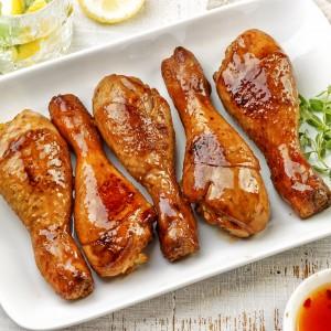 Prosty przepis na pieczone udka z kurczaka