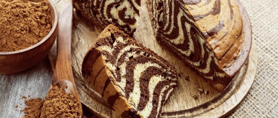 ciasto zebra przepis