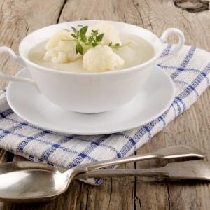 zupa kalafiorowa przepis