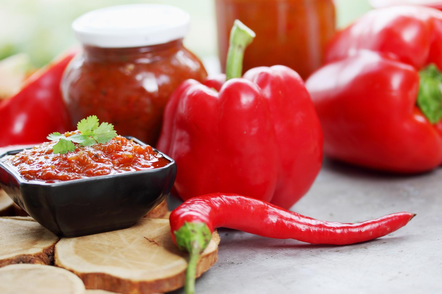 Keczup paprykowy przepis