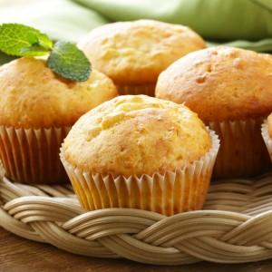 Przepis na muffinki z budyniem