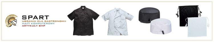 spart - odzież dla kucharzy
